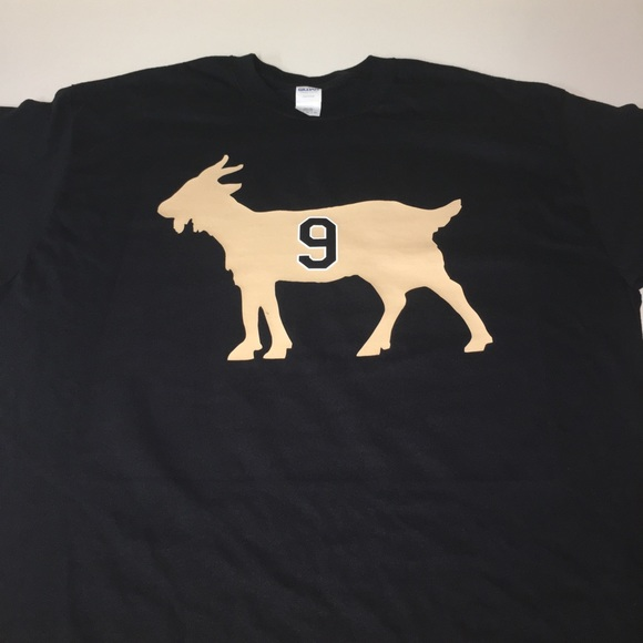 buy popular 49341 24315 New Orleans Saints Drew Brees Shirt NWT